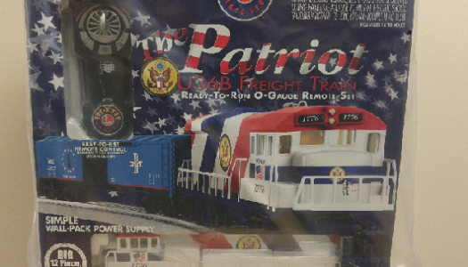 CONTEST: Pure Nintendo and Big John Games giveaway Lionel train set