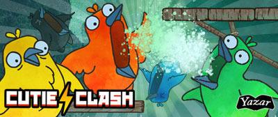 Cutie Clash - banner