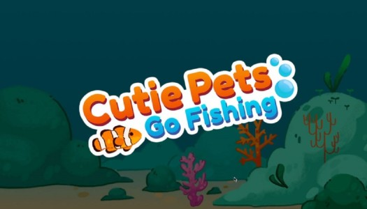 Review: Cutie Pets Go Fishing (Wii U eShop)