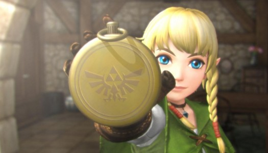 Hyrule Warriors: Legends – Limited Edition Compass