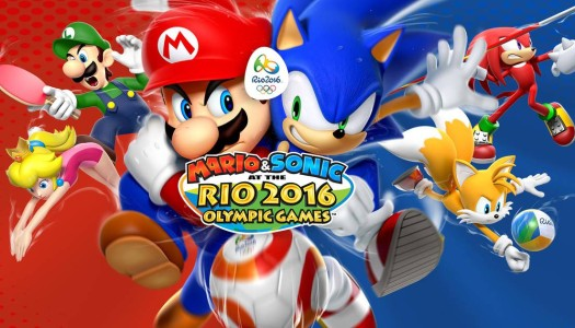 Mario & Sonic at the Rio 2016 Olympic Games to Hit Europe in April