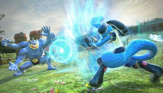 PR: Pokkén Tournament Joining Competitive Pokémon Championship Series