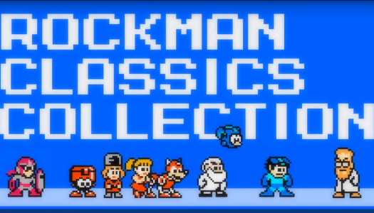 Video: Mega Man Legacy Collection Japanese Trailer