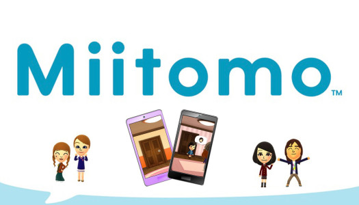 Miitomo is now live!