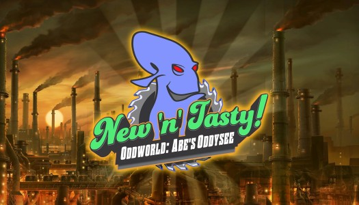 Review: Oddworld: New 'n' Tasty