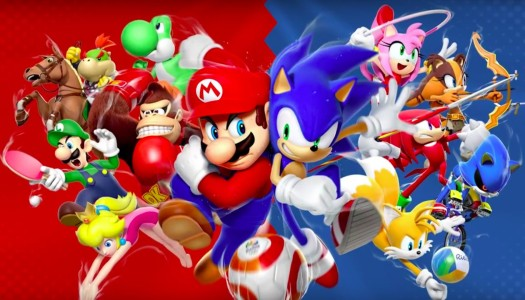 PR: Get in the Games with Mario, Sonic & Friends in Mario & Sonic at the Rio 2016 Olympic Games