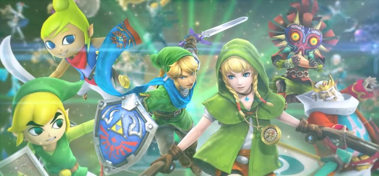 Review Hyrule Warriors Legends 3ds Pure Nintendo