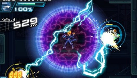 Azure Striker Gunvolt 2 – Trailer