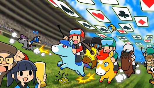 Pocket Card Jockey riding into the 3DS eShop