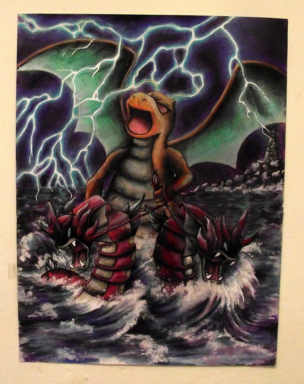 """Pokémon Master Dragonite"""
