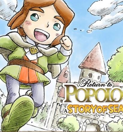 Popolocrois - title