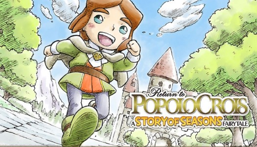 Review: Return to PopoloCrois: A Story of Seasons Fairytale (3DS)