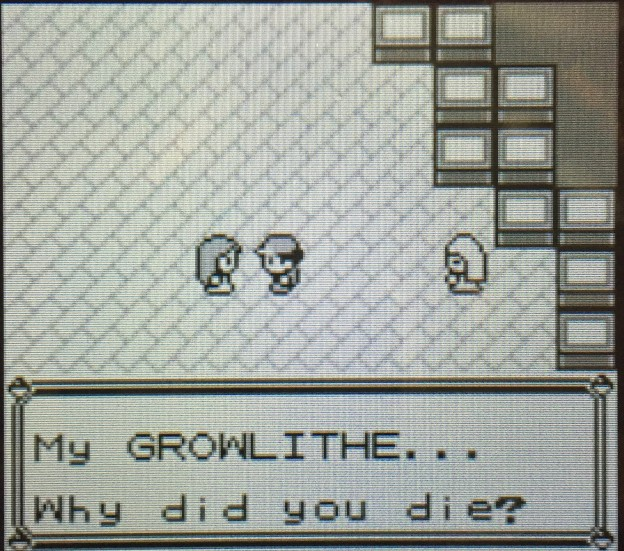 Lavender town. Scarring childhoods since 1996.