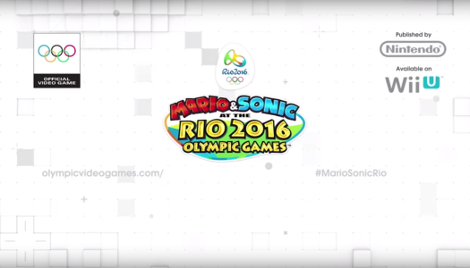 A Look at Mario & Sonic at the Rio 2016 Olympic Games