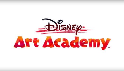 Nintendo Announces Disney Art Academy for 3DS