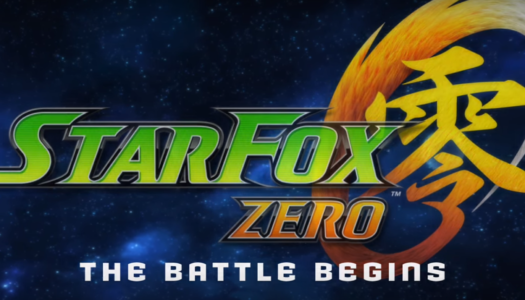 Video: Star Fox Zero – The Battle Begins