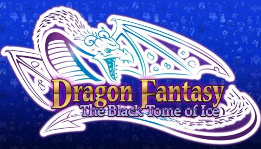 Dragon Fantasy: The Black Tome of Ice Wii U and 3DS release date and trailer