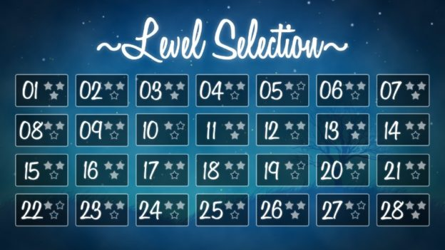 Midnight 2 - level select