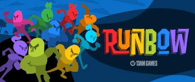 Runbow - banner