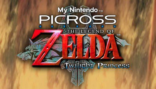 Mini-Review: My Nintendo Picross – The Legend of Zelda: Twilight Princess