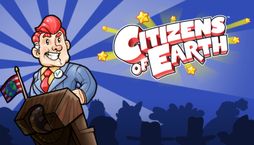 Citizens of Earth has returned to the 3DS eShop