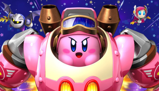Review: Kirby Planet Robobot (3DS)