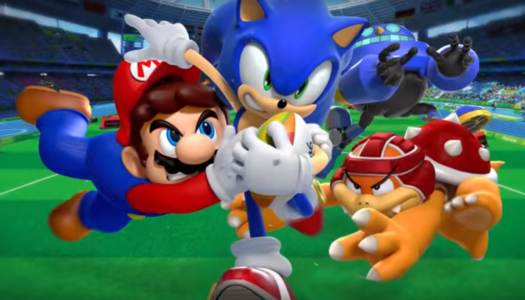 Video: Latest Mario & Sonic Rio 2016 trailer (Wii U)