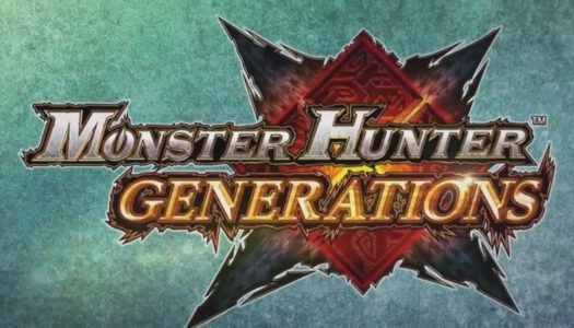 PR: Monster Hunter Generations – Capcom Reveals Downloadable Demo and More at E3