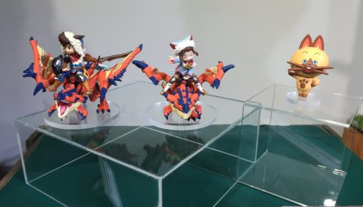 Monster Hunter Stories release date and amiibo announced