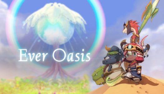 Ever Oasis – E3 2016 Trailer