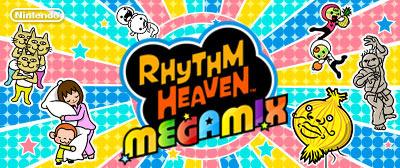 Rhythm Heaven Megamix - banner