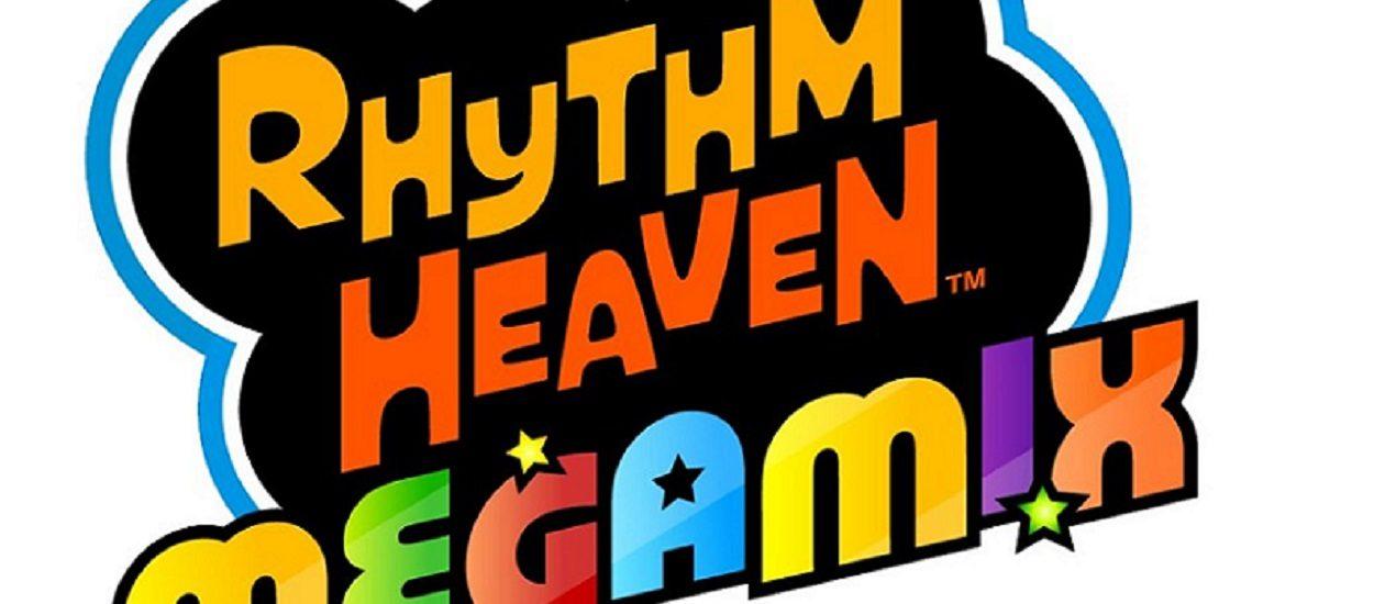 Rhythm Heaven Megamix - title