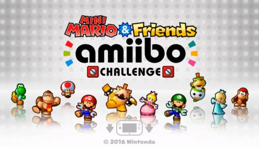 Purely Opinions: Mini Mario & Friends: amiibo Challenge