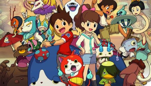 YO-KAI WATCH 2 – E3 2016 Trailer