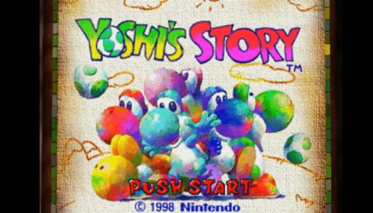 Review: Yoshi's Story (Wii U VC)