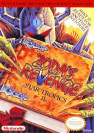 Zoda's Revenge - box