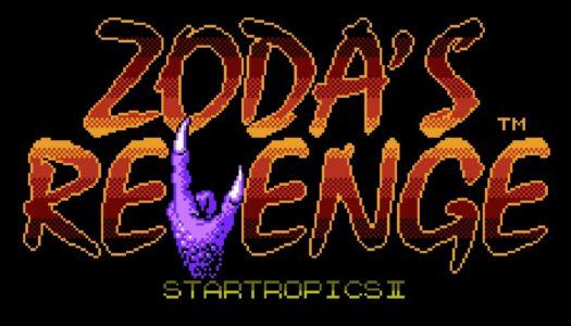 Review: Zoda's Revenge: Star Tropics II (Wii U VC)