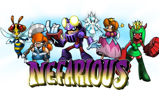 Video: Nefarious trailer – play as the villain (Wii U)