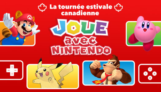 Nintendo bringing its Summer tour to Canada