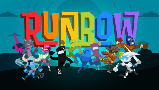 Review: Runbow Pocket Deluxe Edition (New Nintendo 3DS)