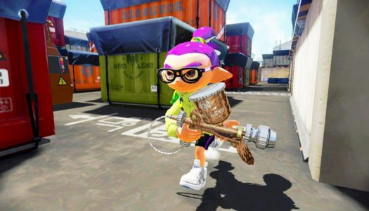 Splatoon 2.8.0's new weapons revealed