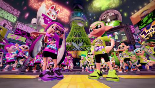Final Splatfest coming July 22: Callie Vs Marie