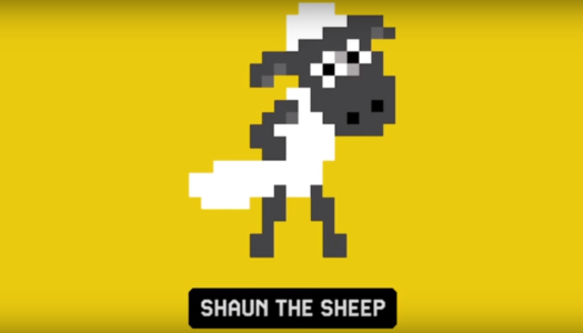 Shaun the Sheep joining Super Mario Maker