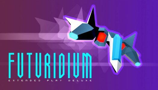 Review: Futuridium EP Deluxe (Wii U eShop)