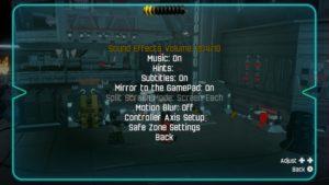 LEGO Force Awakens - Wii U sound glitch
