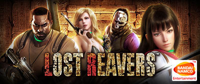 Lost Reavers - banner