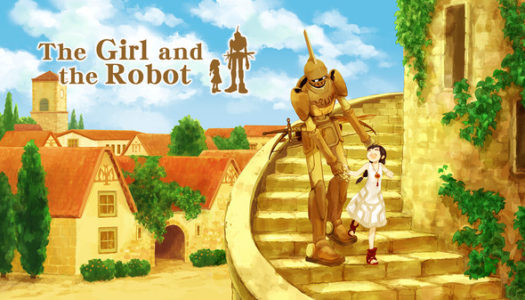 Video: The Girl and the Robot launch trailer (Wii U)