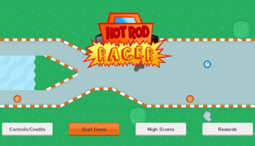 Review: Hot Rod Racer (Wii U eShop)