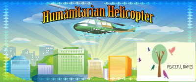 Humanitarian Helicopter - banner