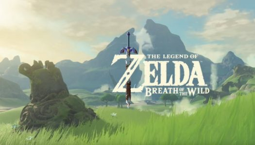 Check out Link's paraglider in latest Breath of the Wild video